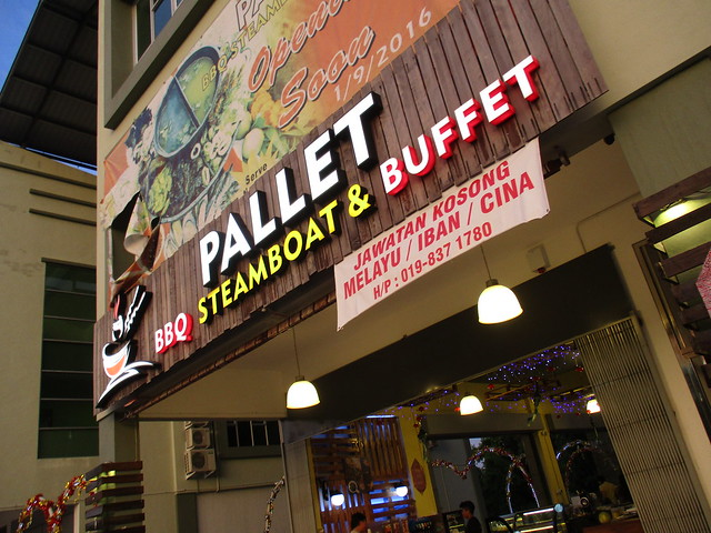 The Pallet BBQ steamboat & buffet