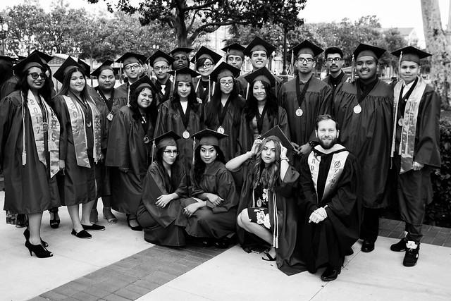 Ánimo Ralph Bunche Charter High School Graduation 2017