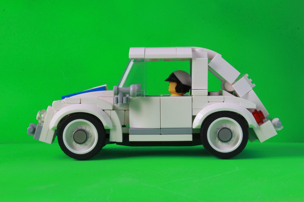 lego vw beetle herbie instructions here. Black Bedroom Furniture Sets. Home Design Ideas