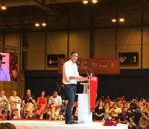 Pedro Sánchez, Congreso Federal del PSOE
