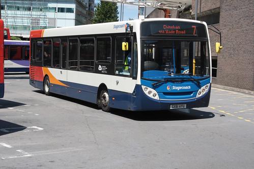 Stagecoach South 36439 GX61AYU