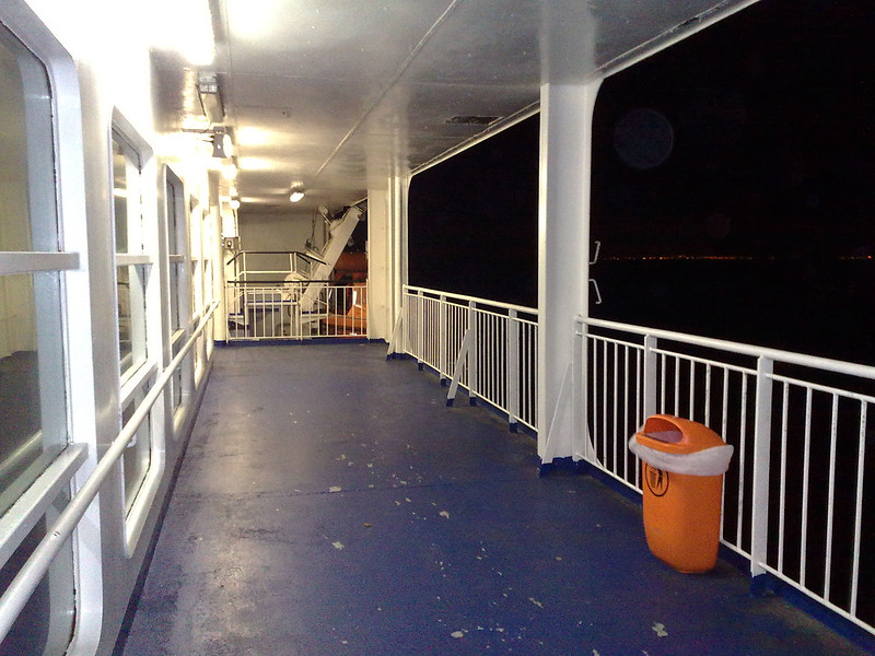Ferry Holanda-Inglaterra