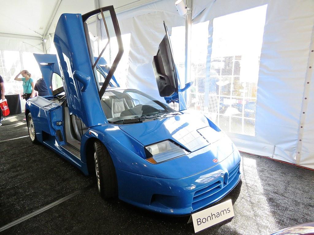 Bugatti EB-110 Greenwich 1