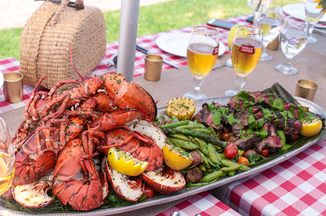 nantucket new england lobster bake
