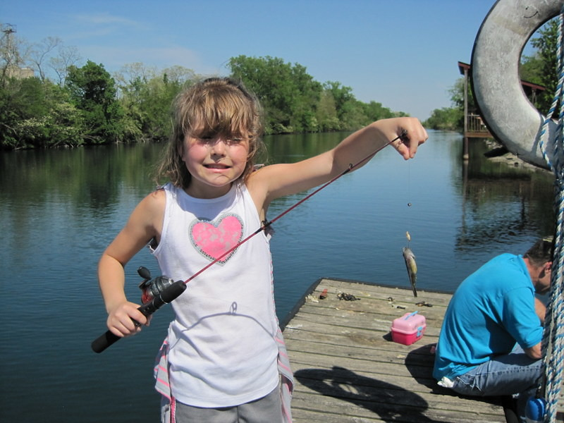 Mothers Day Camping Fishing (8)