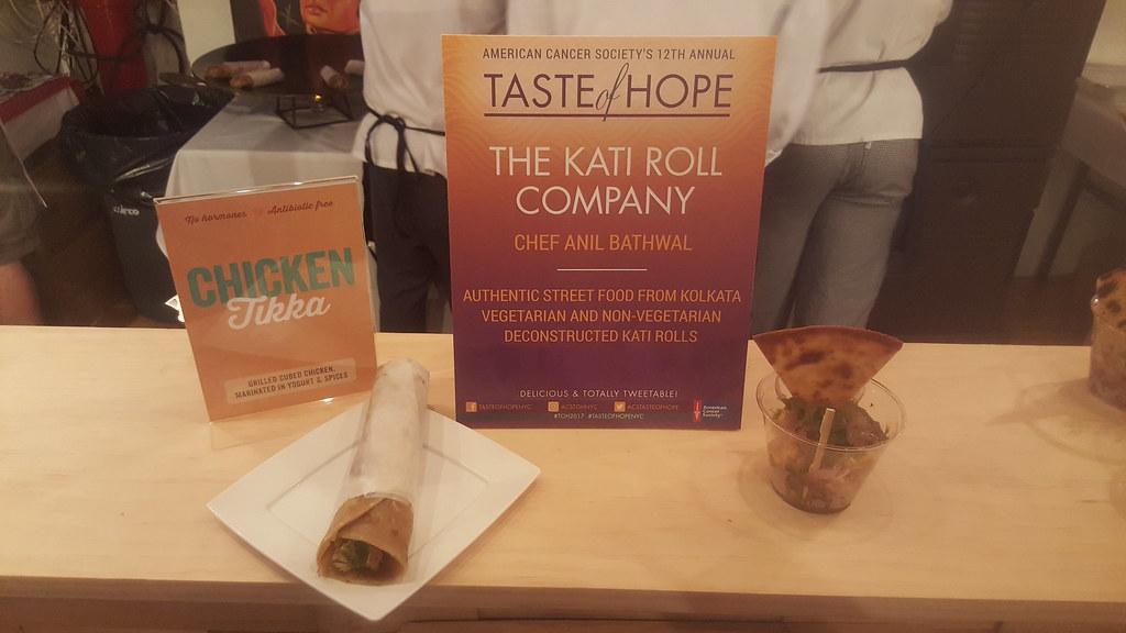 The Kati Roll Company - Chicken Tikka