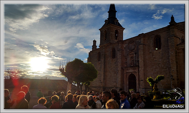 Inauguración de la estatua de José Zorrilla en Lerma (2)