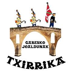 TXIRRIKA GARESKO JOALDUNAK