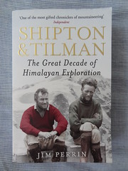 Shipton and Tilman - Jim Perrin