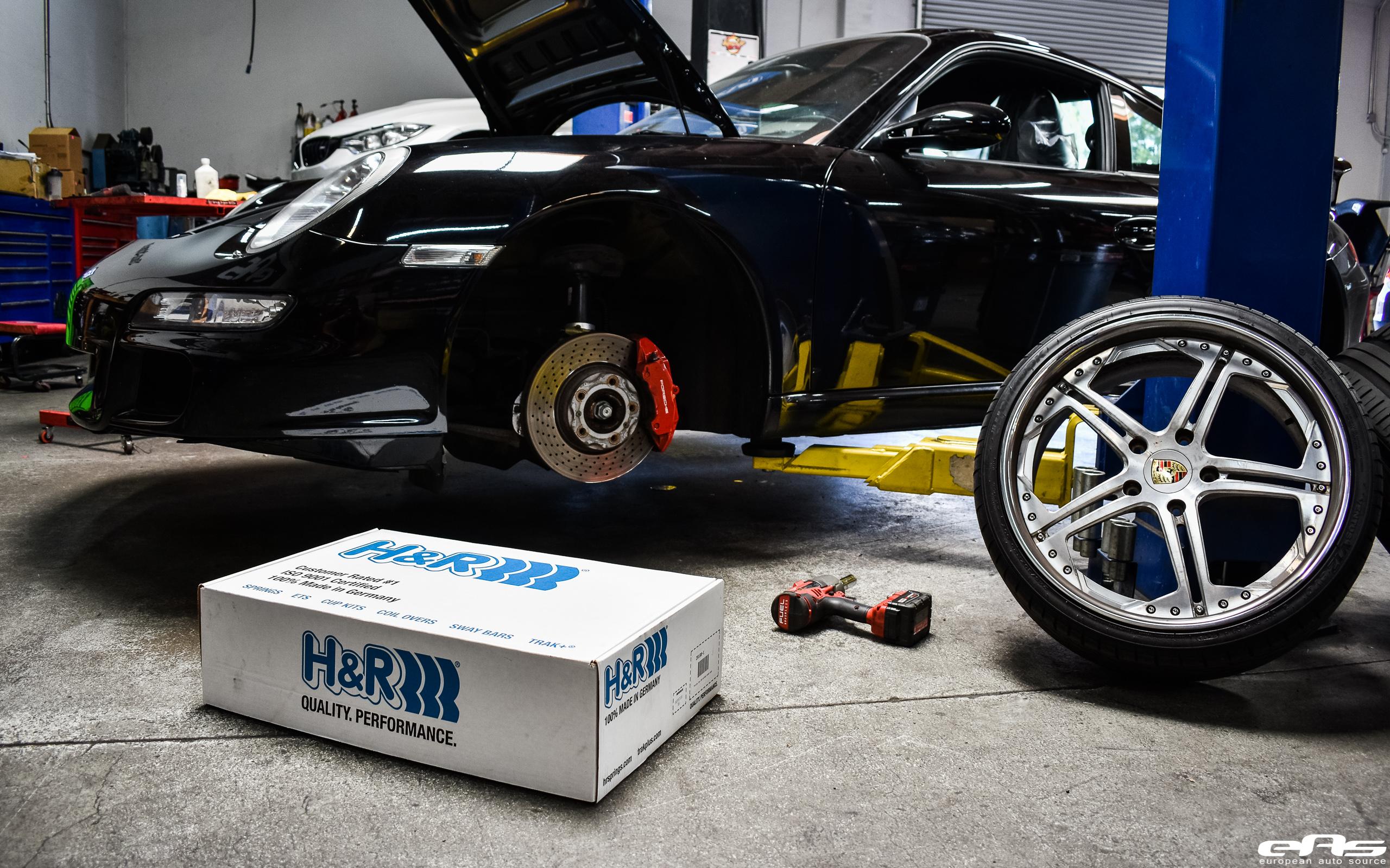 Porsche 911 997 Interior Parts Cabinets Matttroy