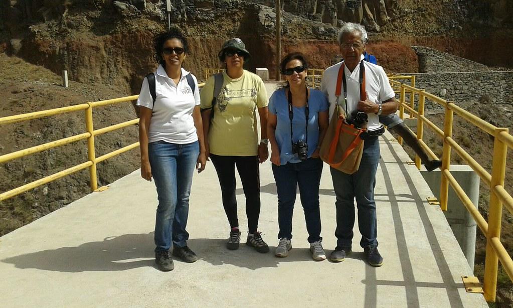 Reservatórios de Cabo Verde: caracterização hidrogeológica para uma gestão sustentável