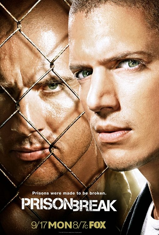 Prison Break - Season 1 - Poster 1