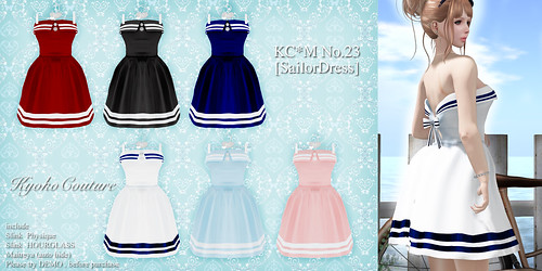 KC*M No.23[SailorDress]all