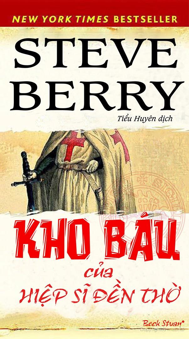 Kho báu của Các Hiệp Sĩ Đền Thờ - Steve Berry