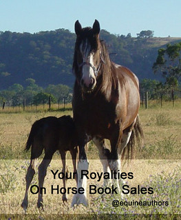 Your Royalties on Horse Book Sales @equineauthors