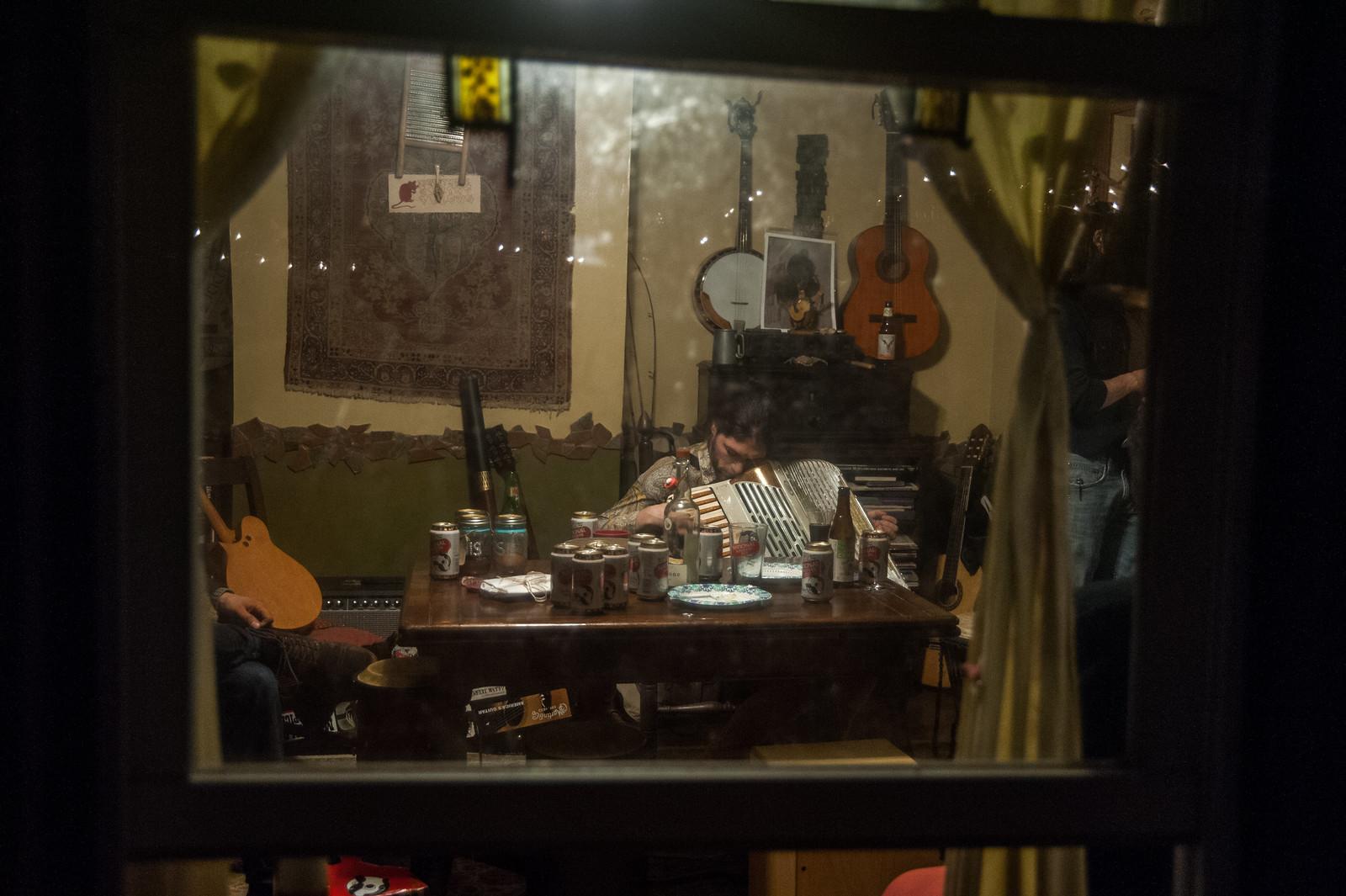 Vincent & Voyeur   by I Shot Baltimore
