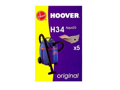 SACCHETTO ASPIRAPOLVERE HOOVER H34