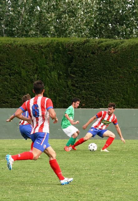 Altorricón 0 - Atlético Monzón 3 (21/05/2017)