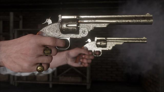 Red Dead Redemption 2 - Revolver