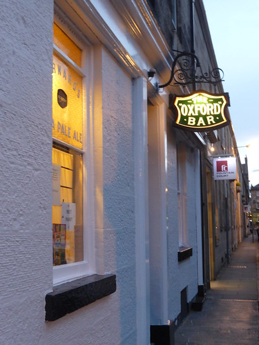 The Gentrification of the Oxford Bar