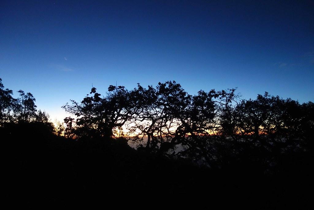 Rinjani - Jour 3 - Sunset 2