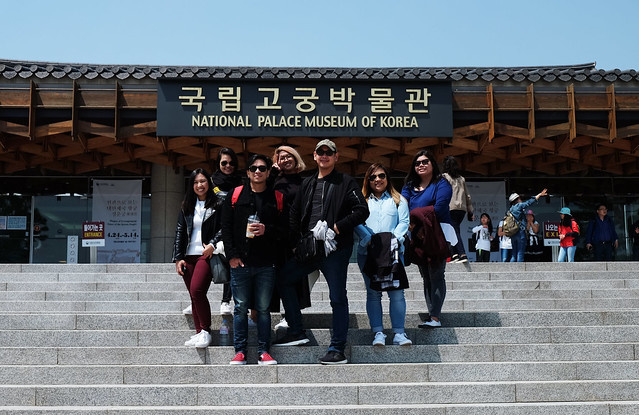6 Patty Villegas - The Lifestyle Wanderer - Seoul - Korea - Wendys - Kimchi Chicken Fillet - Gyeongbokgung Palace - National Palace Museum of Korea -1