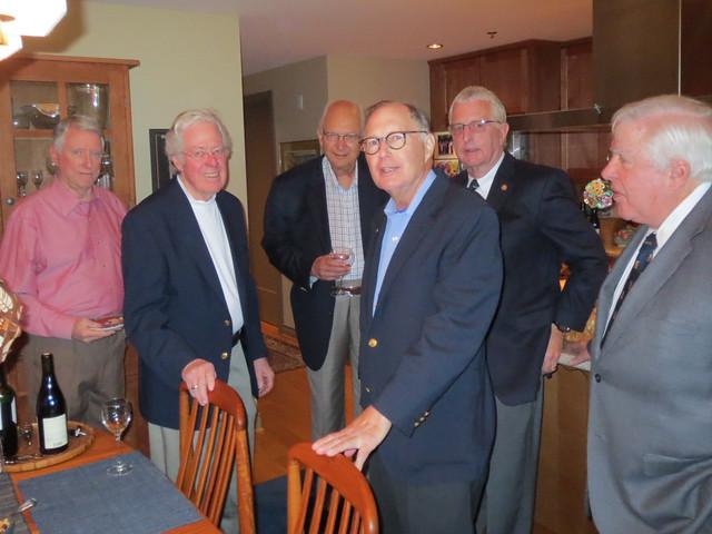 2017 Portland Event Honoring Dodd Fischer '61
