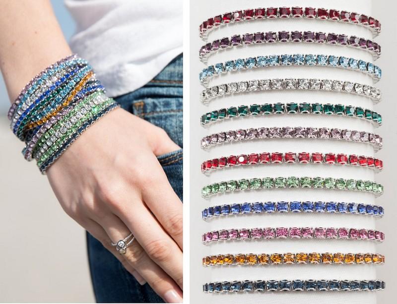 Birthstone Bracelets (5)