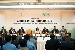 Africa-India Cooperation – Session 5, AM 2017