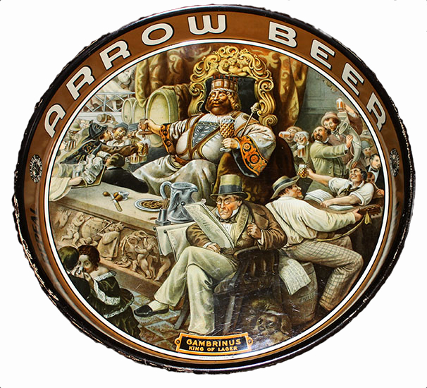 arrow-beer-tray-1935