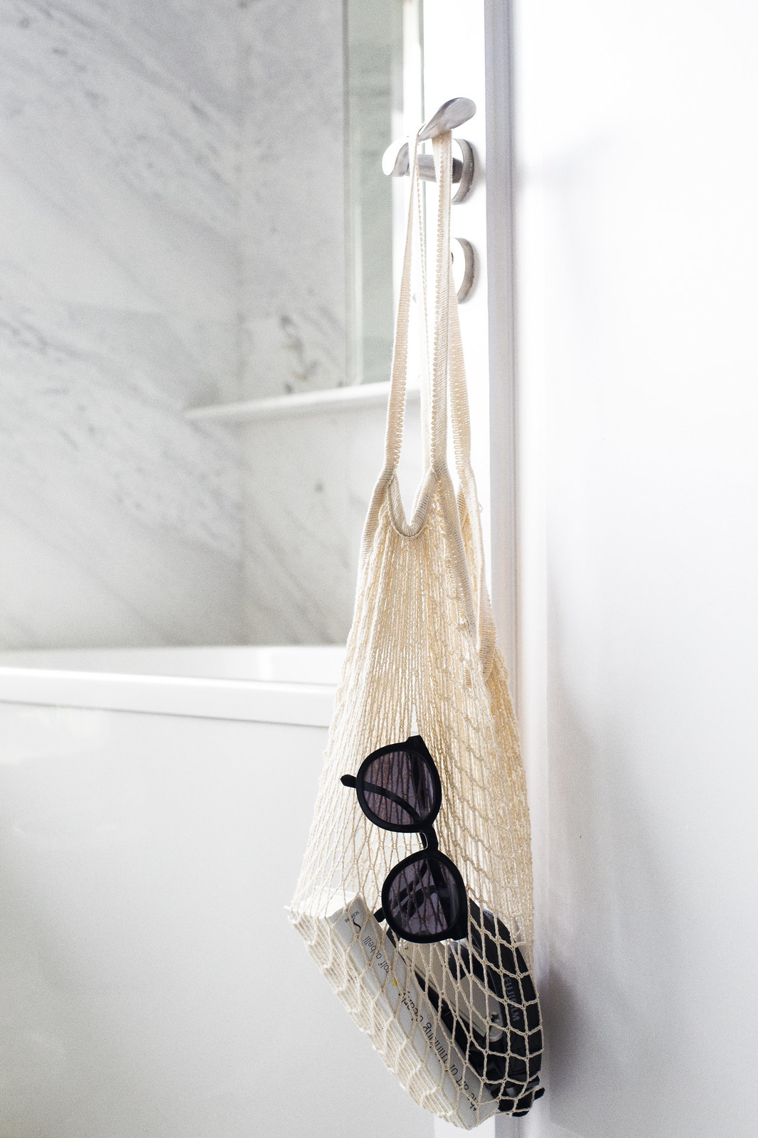 The summer piece, Fishnet Bag
