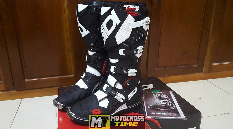 SIDI CROSSFIRE 2 UNBOXING AND REVIEW -MOTOCROSSTIME