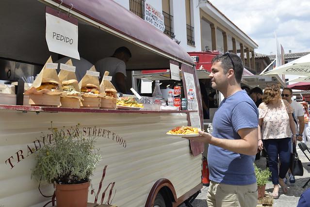I Feria Food Trucks