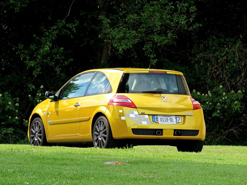 Megane II Renault Sport Tennessee 1