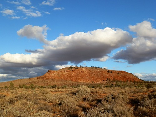 Flat Top, Copley, Outback South Australia