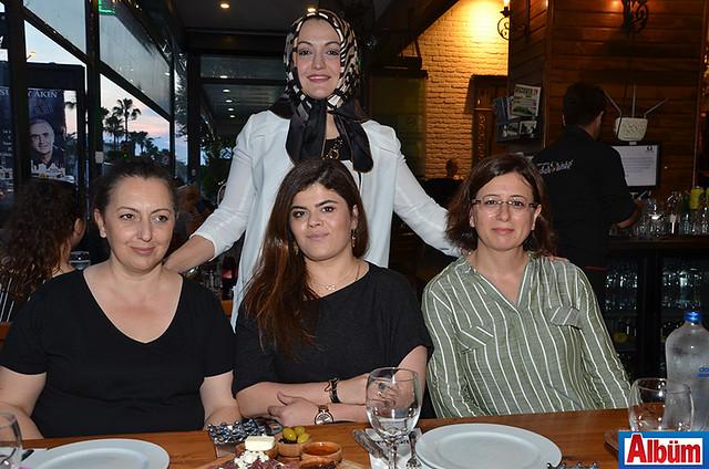 Semra Pınar, Rukiye Okşar, Nuran Topal, Şenay Bağışlar