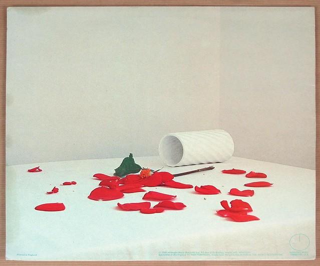 "THE ESSENCE PURITY MIDNIGHT MUSIC + LYRICS SHEET 12"" LP VINYL"