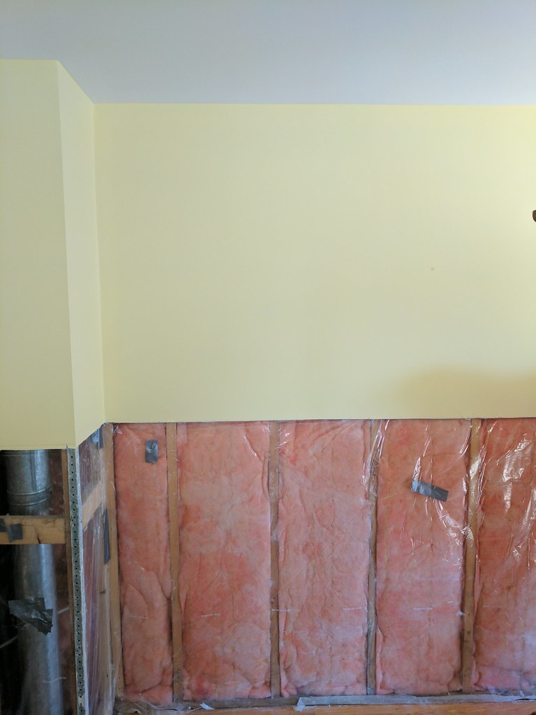 Phase 2 - drywall removed