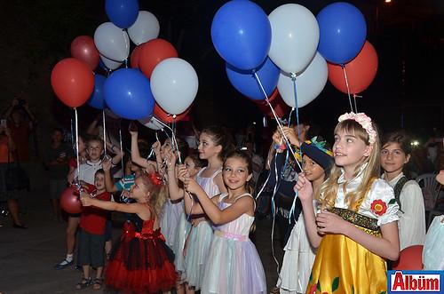 Rusların milli bayramı kutlandı