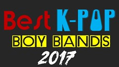 Best KPop Boy Bands 2017 Poll