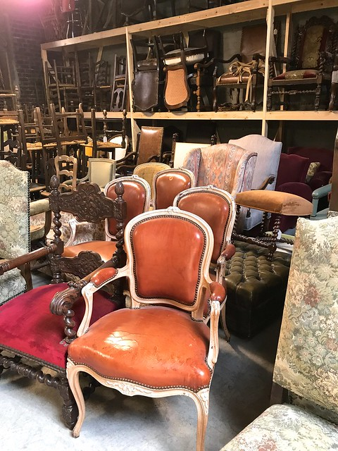 French Antique Chairs-Housepitality Designs