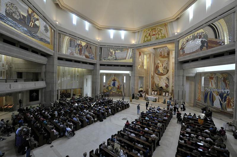 XXV Ogólnopolska pielgrzymka Fundacji św. Brata Alberta do Sanktuarium św. Jana Pawła II, Kraków, 18 V 2017