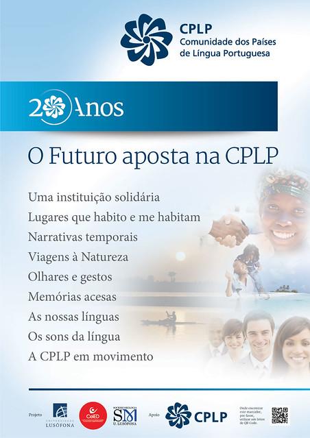 Exposição «20 Anos: O Futuro aposta na CPLP»