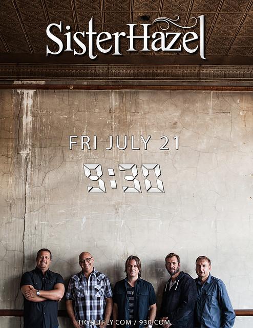 SisterHazel_Flyer