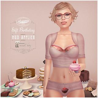.:MANNA:. Gift Birthday