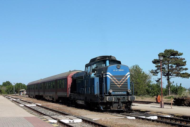 R8390 Mangalia-Constanța