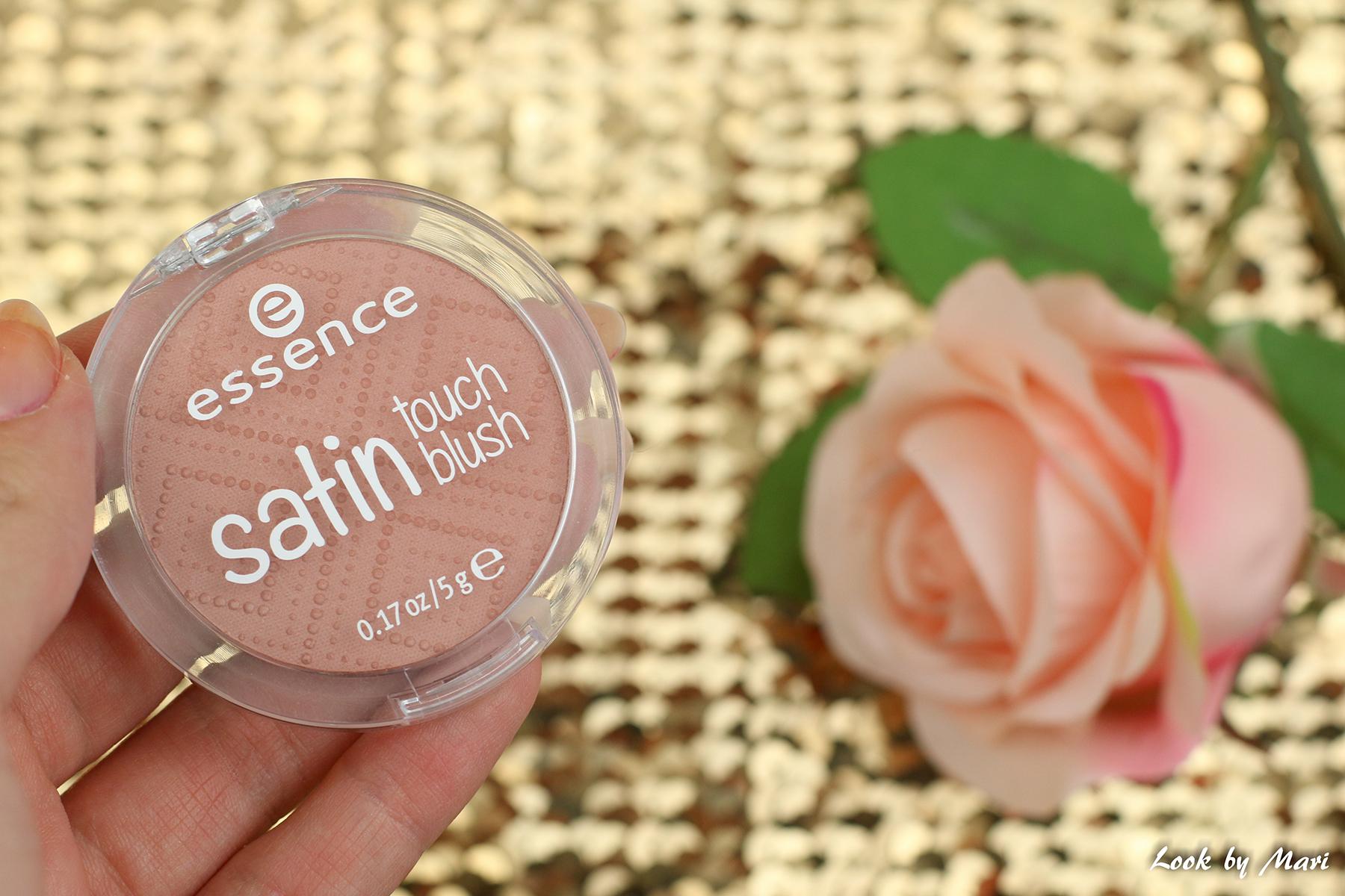 11 essence satin touch blush kokemuksia 10 satin love väri sävy