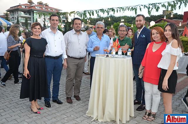 Bahçeşehir 10. yılını kutladı