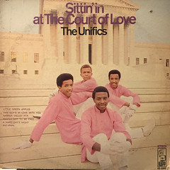 THE UNIFICS:SITTIN' IN AT THE COURT OF LOVE(JACKET A)
