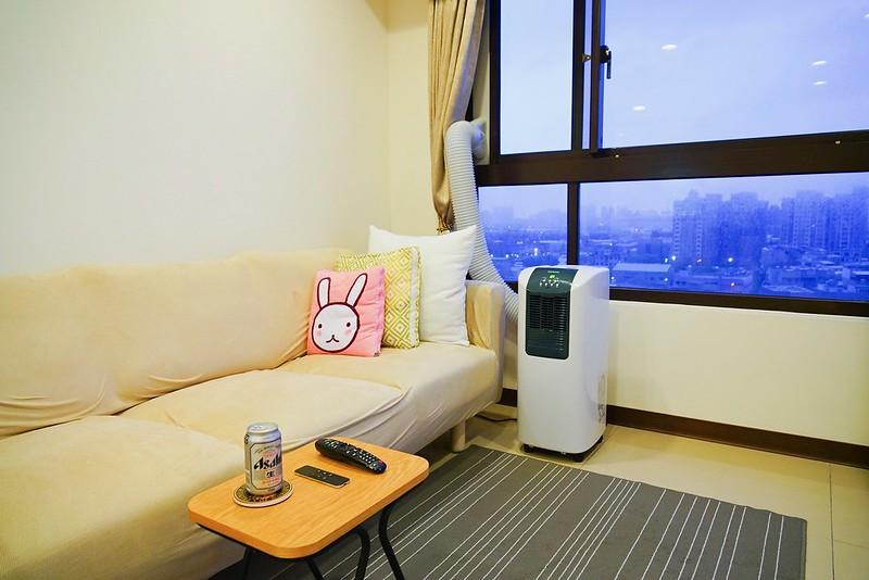 【開箱】 美國 Frigidaire 省電移動空調 – 小空間的最佳幫手  低電流不跳電 冷房效果超迅速!